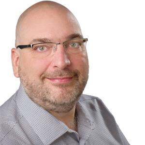 Ernest Pickens, Sr. VP Global Enterprise Infrastructure Sales, CommScope Inc
