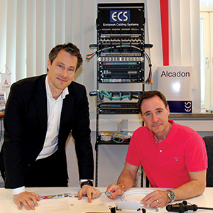 Alcadon: Enabling Digitalization by providing robust and reliable Network Infrastructure