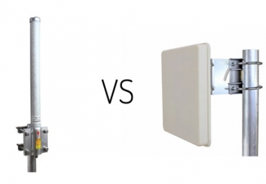 The Difference Between Wireless Omni-Directional Antennas and Directional Antennas