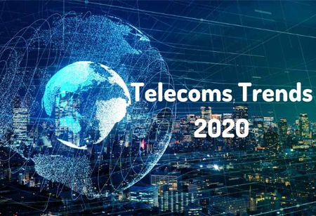 Latest Telecom Trends in 2020