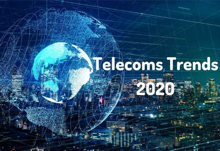 Dominant Telecom Trends in 2020