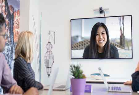Using Video Conferencing to Better Connect with Remote Workers
