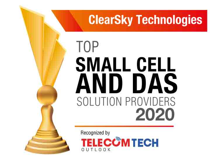 Top 10 Small Cell and DAS Solution Companies - 2020