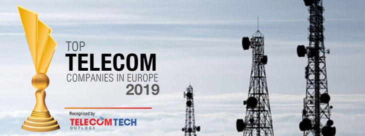 Top 10 Telecom Companies in Europe - 2019