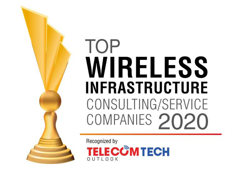 Top 10 Wireless Infrastructure Service/Consulting - 2020