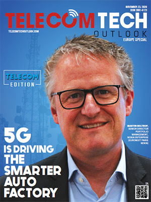 5G Is Driving The Smarter Auto Factory