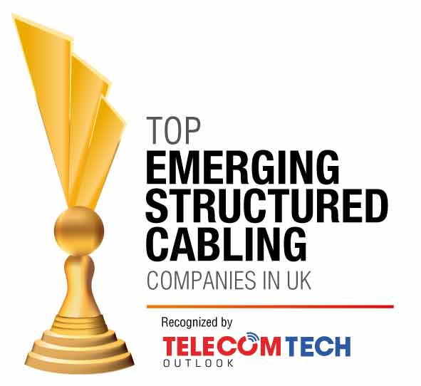 Top 10 Emerging Structured Cabling Companies in UK - 2021