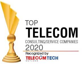 Top 10 Telecom Consulting/Service Companies - 2020